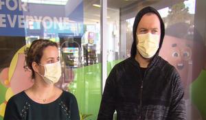 New York on lockdown over virus pandemic
