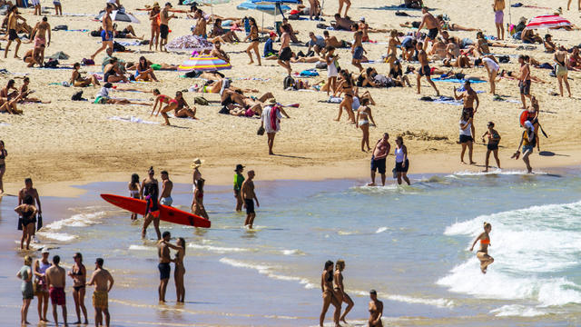 Australians Adjust As New Safety Measures Are Brought In To Stem The Spread Of Coronavirus