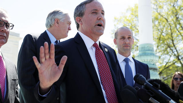 Ken Paxton Texas Abortion