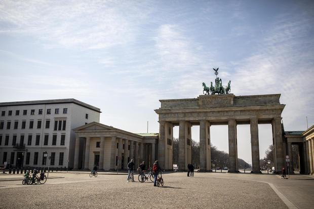 Berlin Before And During The Coronavirus Crisis