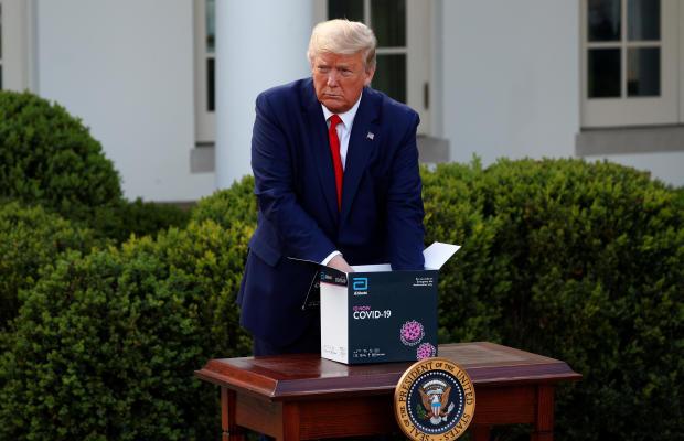 Trump coronavirus task force update Monday, March 30