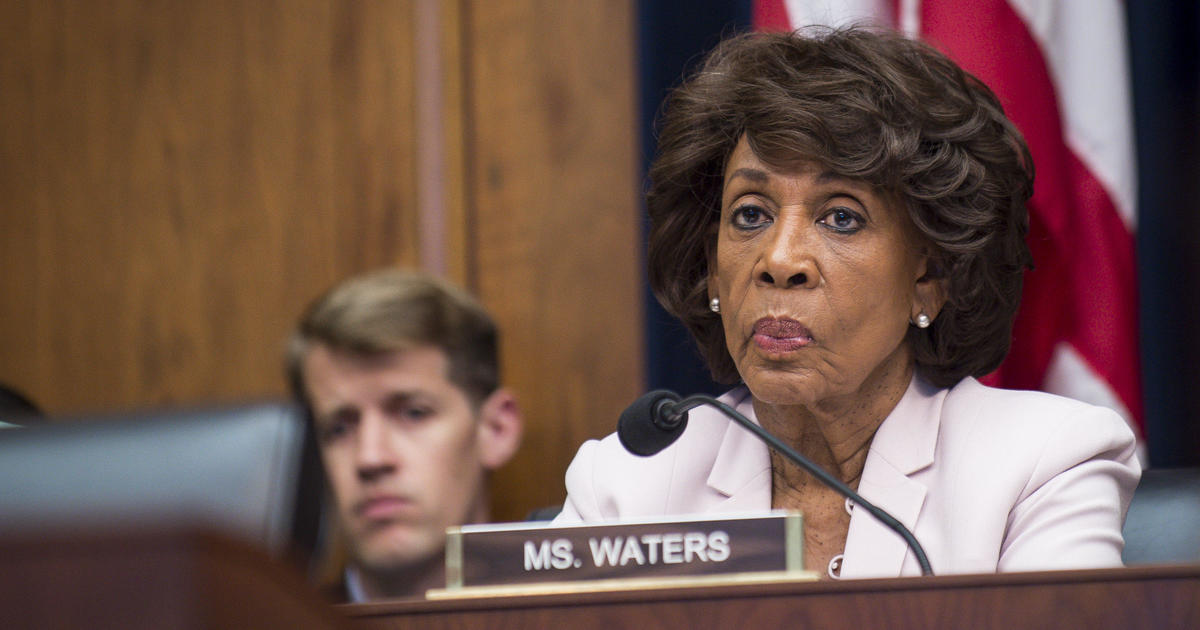 House tables resolution to censure Maxine Waters over Chauvin trial