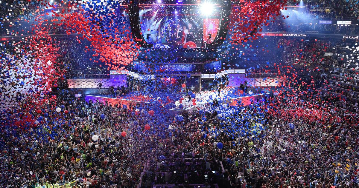 Dem Convention cannot proceed as originally planned...