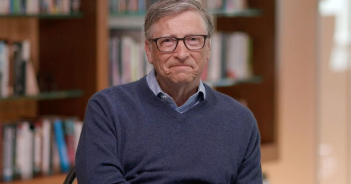 Bill Gates Calls For Nationwide Social Isolation Policy To Slow