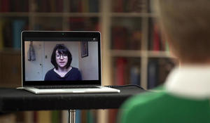 Teletherapy: Connecting therapists and clients during a time of separation