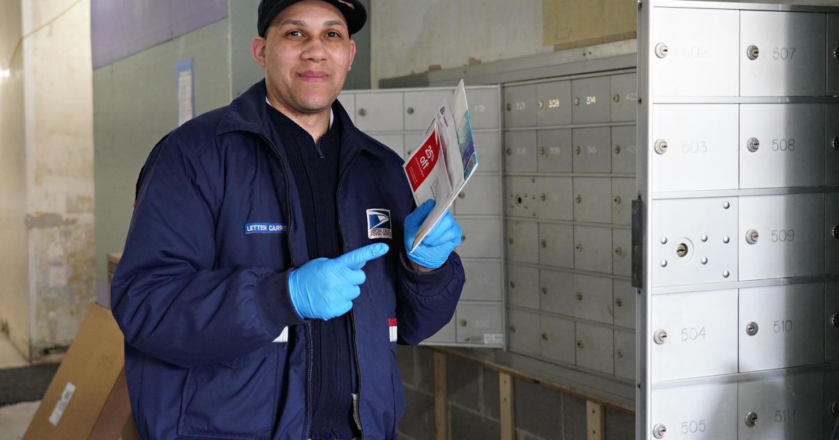 USPS drivers bringing mail to areas hardest hit by coronavirus demand hazard pay