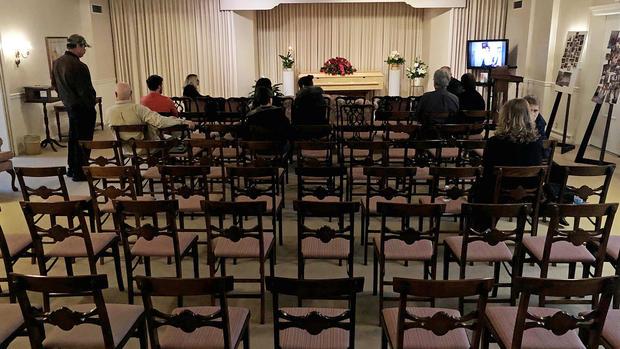Virus Outbreak Pandemic Funerals