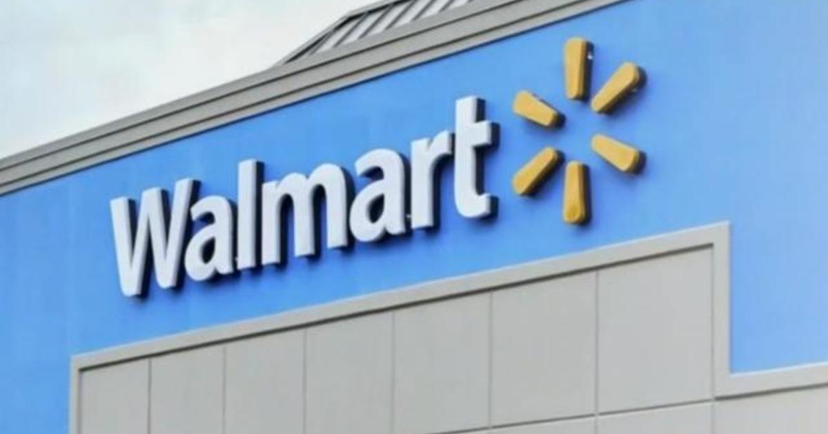 "Officer seen on video using ""take-down"" on woman in Walmart thumbnail"