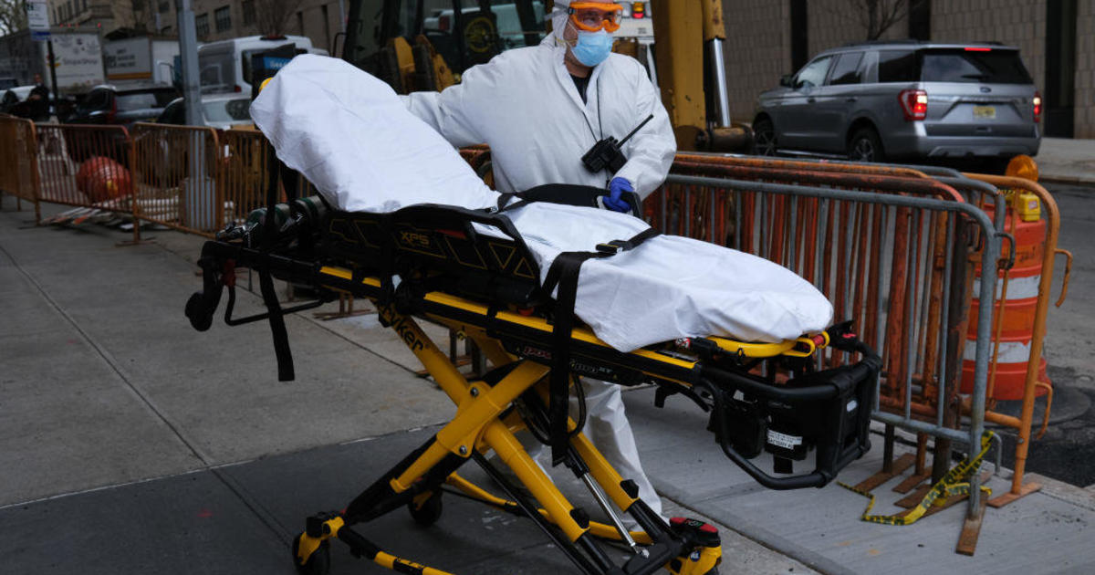 Coronavirus updates: U.S. death toll nears 17,000; British PM Boris Johnson leaves intensive care - CBS News