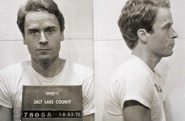 Ted Bundy SLC arrest