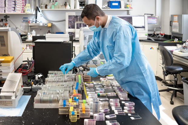 New York Lab Prepares To Test Serum From Recovered COVID-19 Patients For Possible Therapy