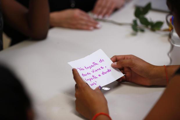 Migrant Children The Trauma