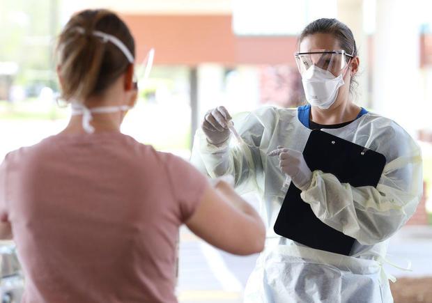 Maryland hospital coronavirus
