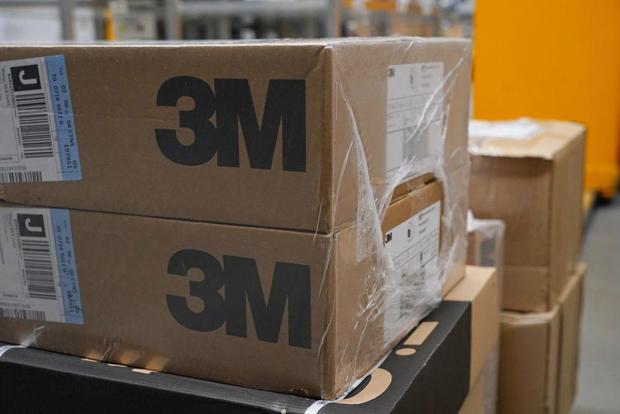 3M boxes
