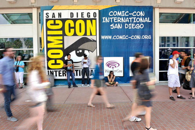 San Diego Prepares For 2012 Comic-Con