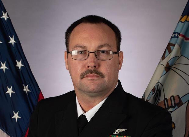 Virus Outbreak Aircraft Carrier Sailor Dies
