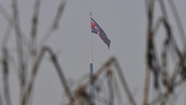SKOREA-NKOREA-POLITICS-DMZ