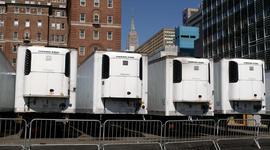 NYC overwhelmed by coronavirus dead as plasma treatment begins