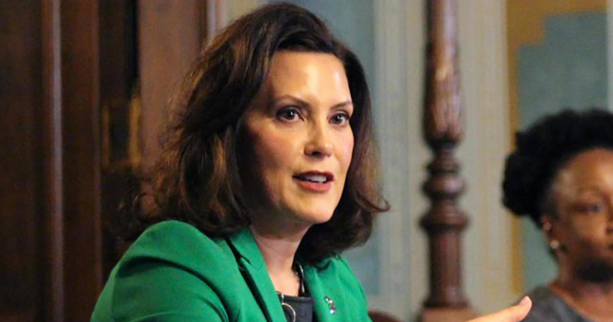 "Michigan governor Gretchen Whitmer says husband's boating comments were ""failed attempt at humor"""