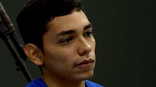 Orlando Tercero in court