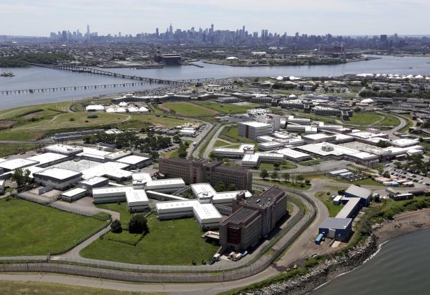 Rikers Island Coronavirus Outbreak COVID-19