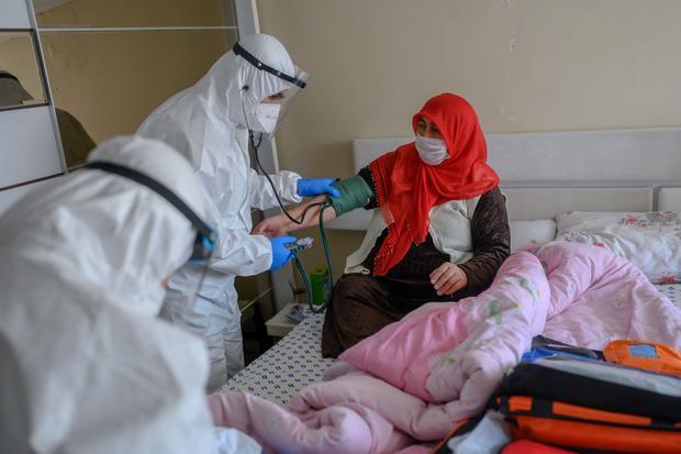 TURKEY-HEALTH-VIRUS