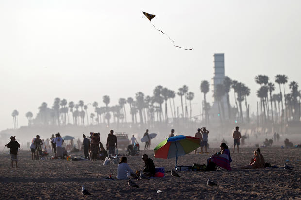 California Governor Newsom Orders All Beaches In State To Close