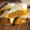 Montana — Bean burritos