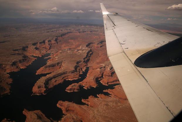 Severe Drought Drains Colorado River Basin