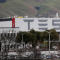 FILE PHOTO: The view of Tesla Inc's U.S. vehicle factory in Freemont, California
