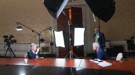 Why the Fed chair keeps talking to 60 Minutes