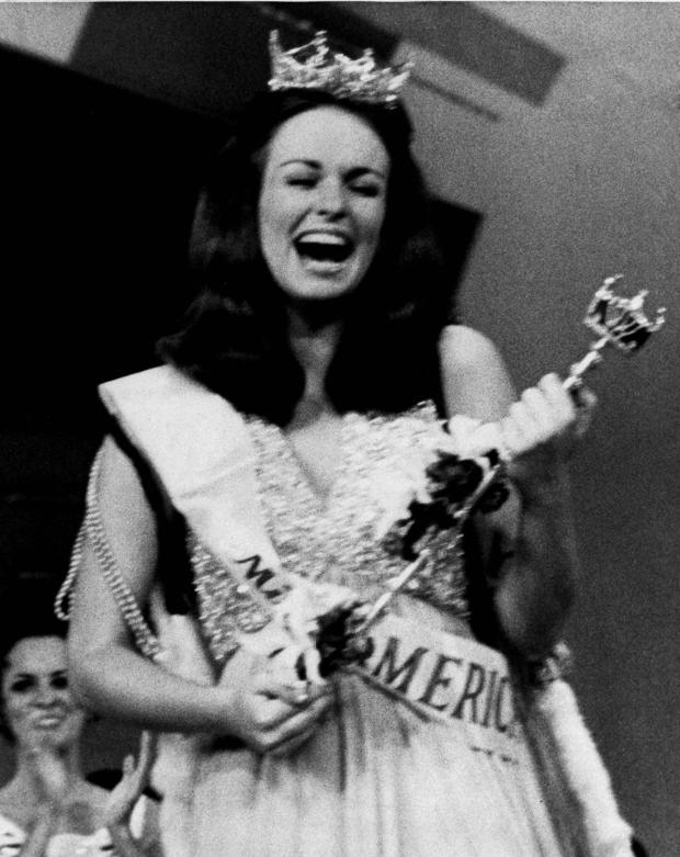 Miss America Phyllis George