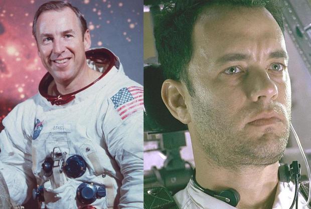 Jim Lovell - Tom Hanks