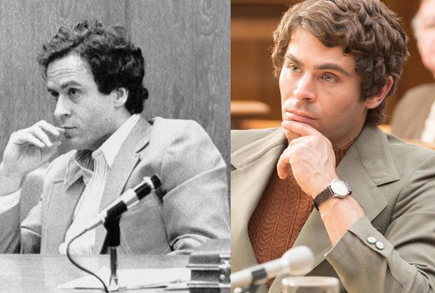 Ted Bundy - Zac Efron