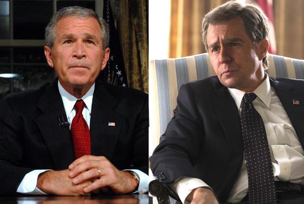 George W. Bush - Sam Rockwell
