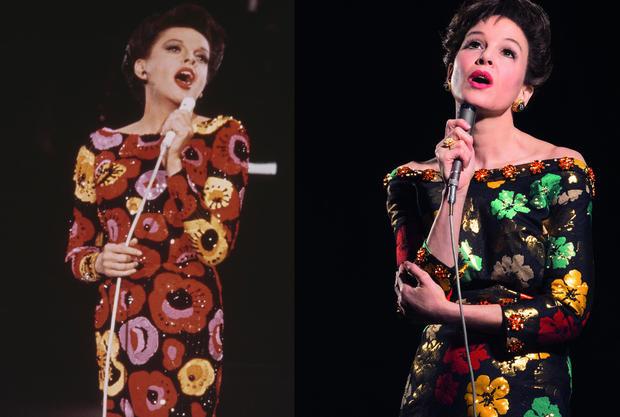 Judy Garland - Renée Zellweger