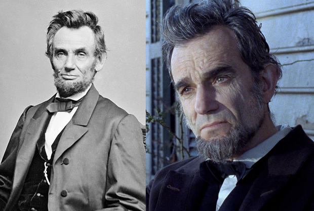 Abraham Lincoln - Daniel Day Lewis