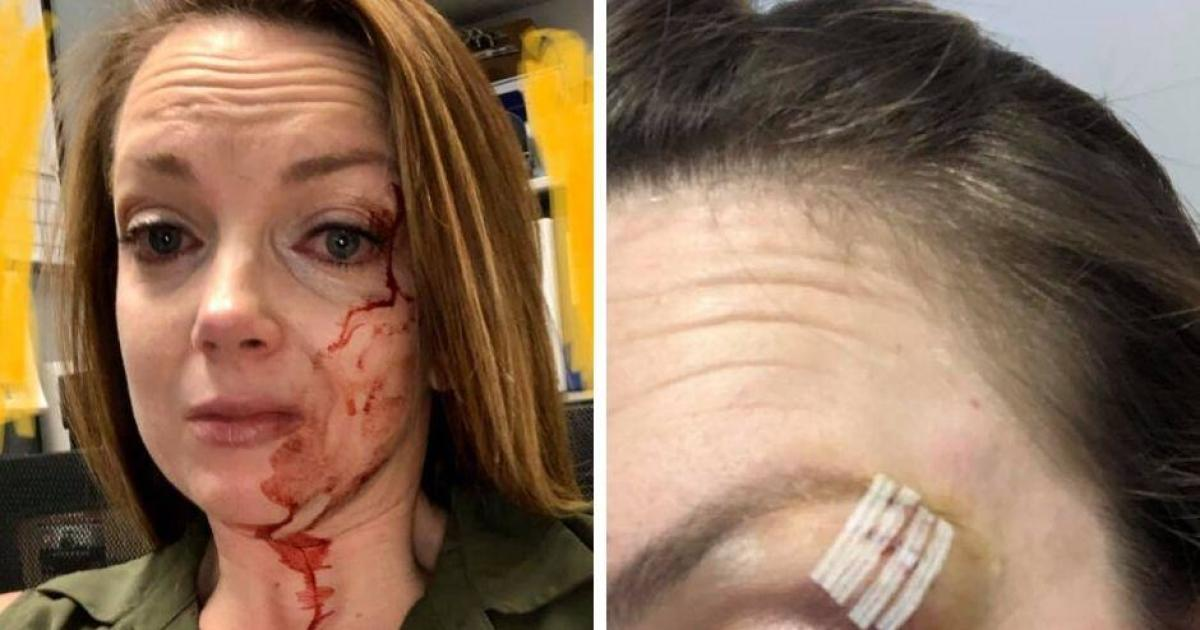 Retail worker creates Facebook support group for essential employees after she was allegedly attacked by a customer