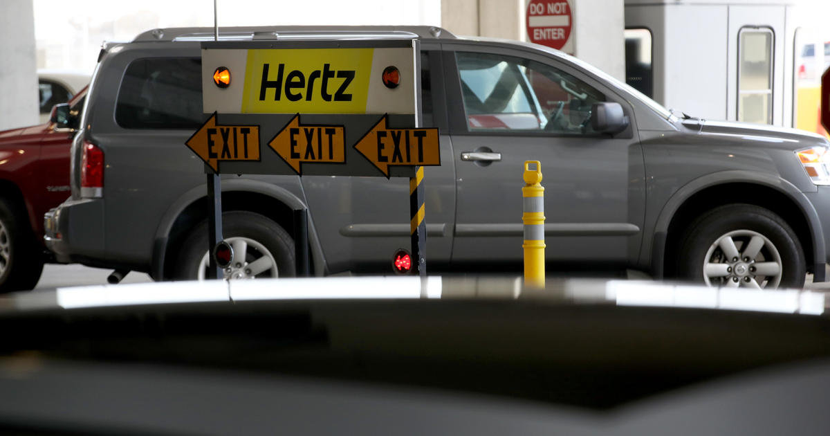 Hertz files for bankruptcy protection amid pandemic