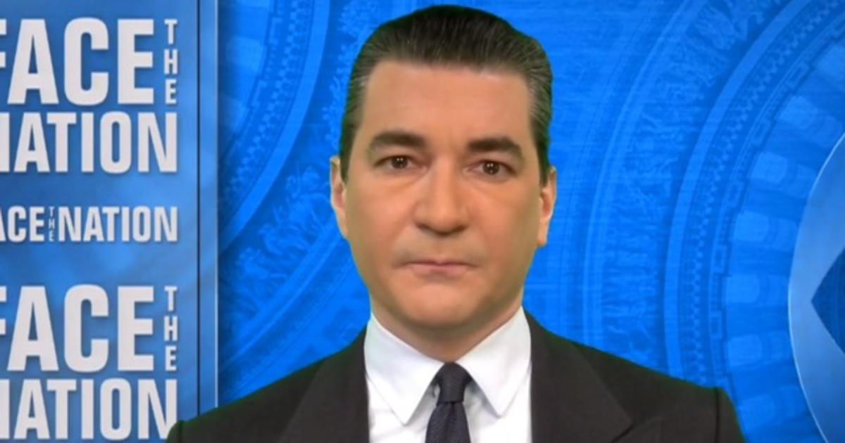 """Ex-FDA chief Scott Gottlieb warns coronavirus """"isn't contained yet"""""""