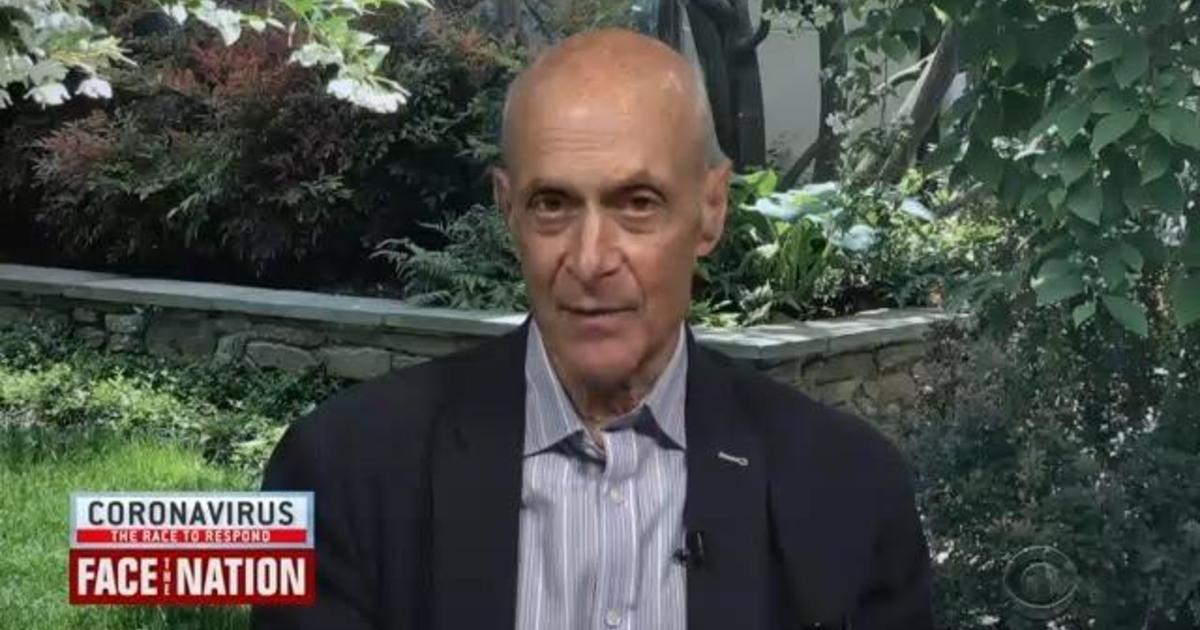 "Former DHS Secretary Michael Chertoff says November election should ""definitely"" include mail-in ballots"