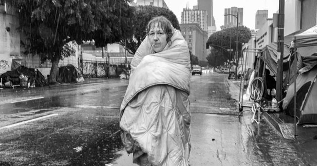 Snapshot: Life on L.A.'s Skid Row during the pandemic