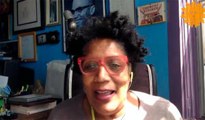 Watch Nancy Giles' Facebook Chat!