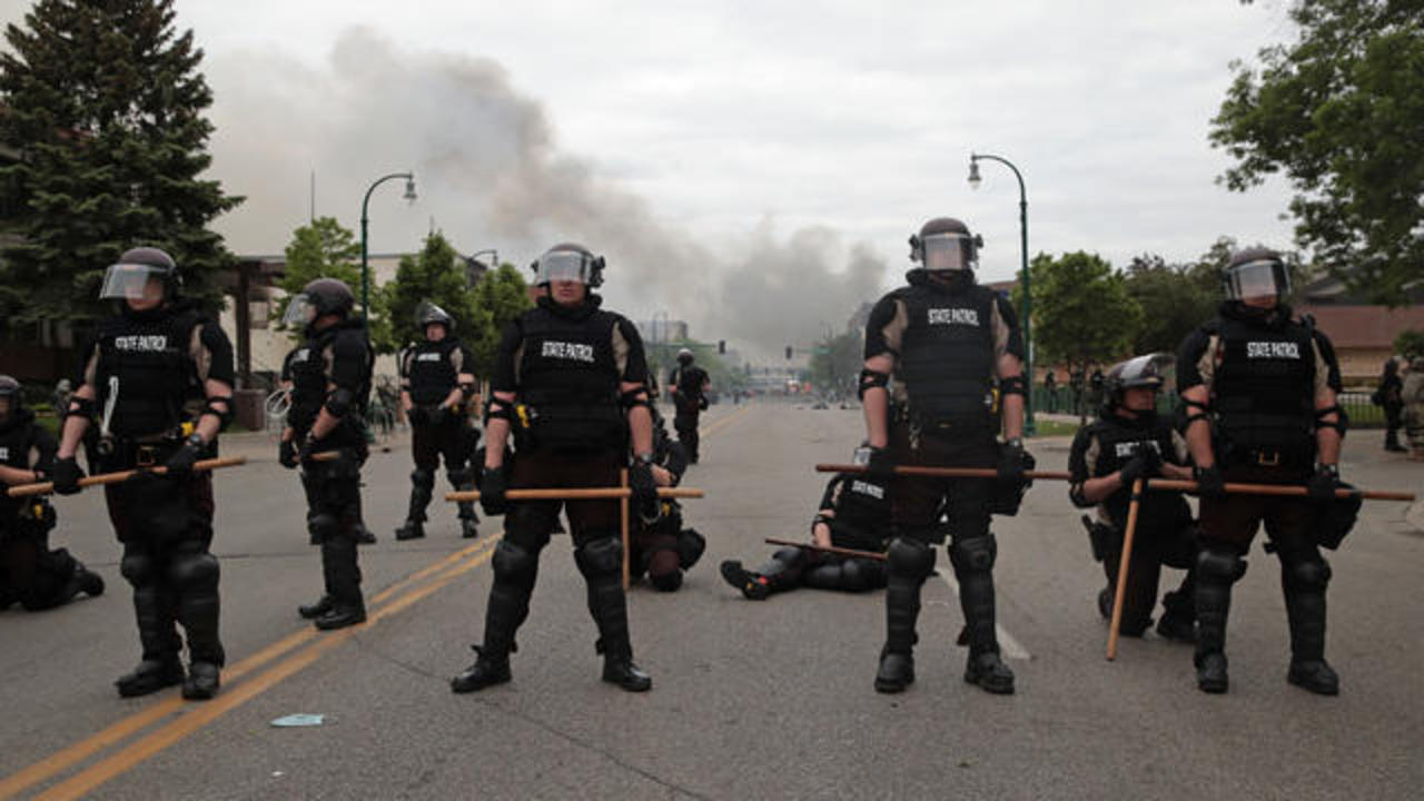 Brawls During Protests Renew Calls To Halt Police Access To