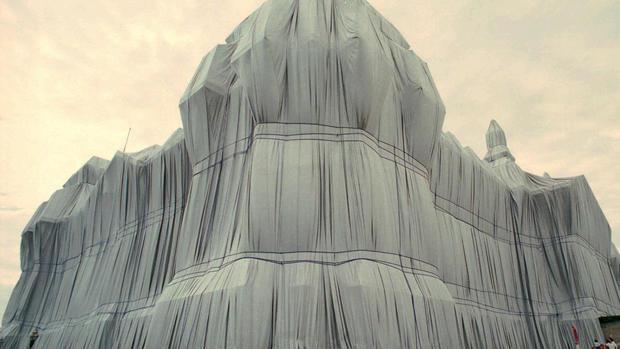 The art of Christo (1935-2020)