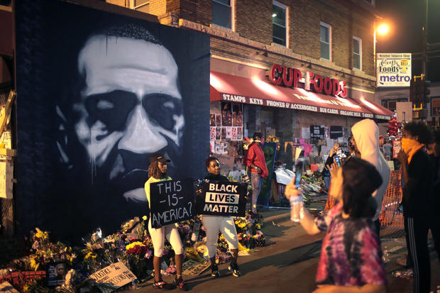 Protests Continue In Minneapolis And St. Paul Over Death Of George Floyd