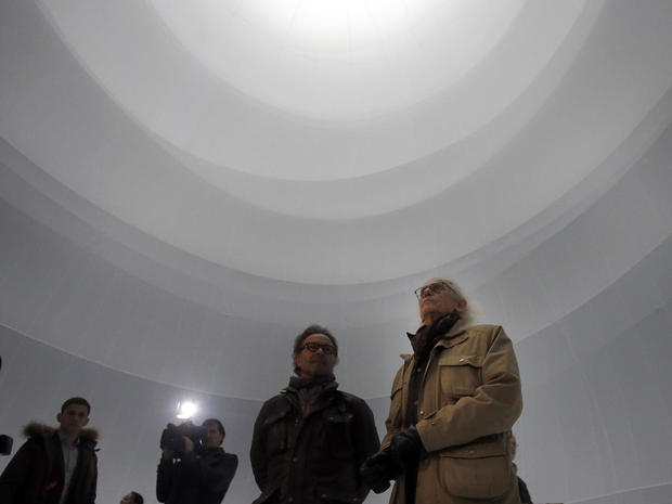 Germany Christo Big Air Package
