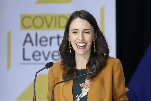 New Zealand Government Considers Easing Of COVID Alert Level Restrictions