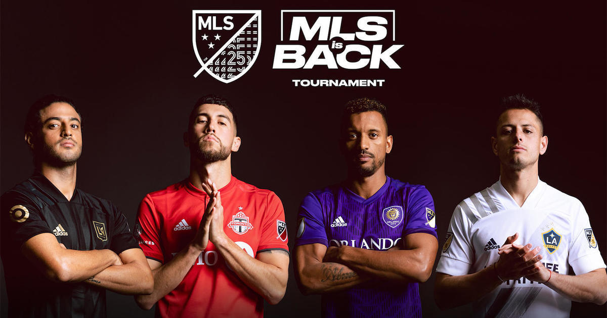 Major League Soccer To Resume Season With Florida Tournament Starting July 8 Cbs News