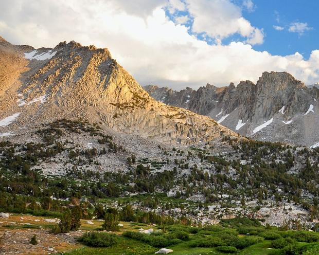Kings Canyon National Park in California